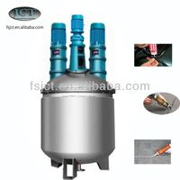 anti rust tire sealant reactor machine