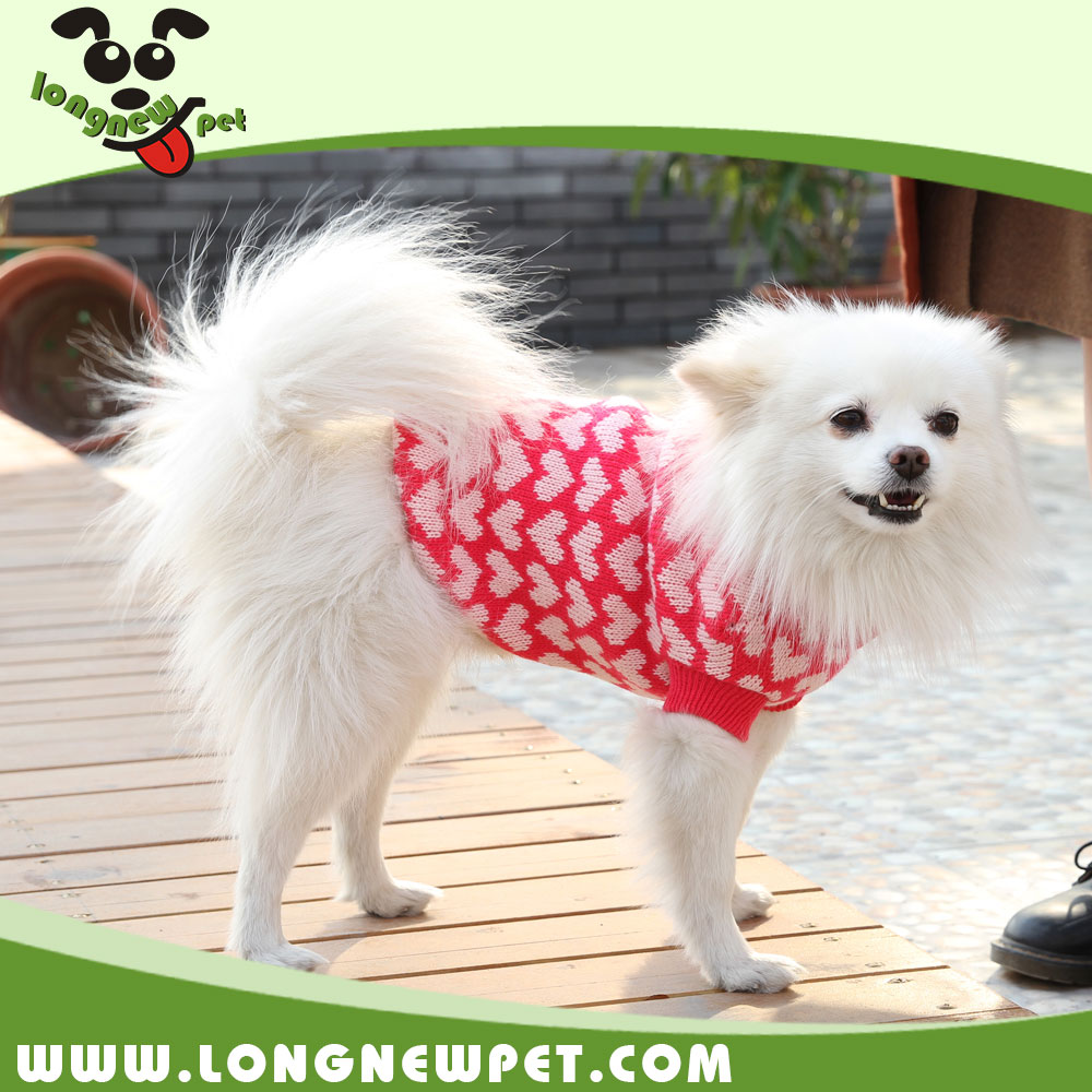 Loveable XL Knittign Dog Sweaters Winter Dog Clothes