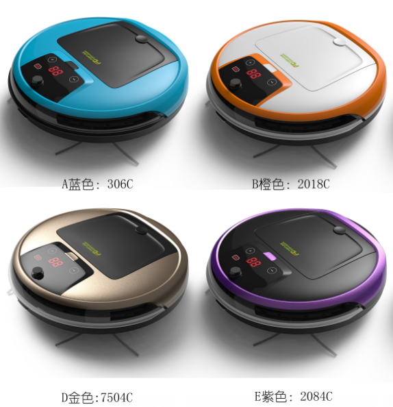 2016 NEW High End Smart Robot Vacuum Cleaner