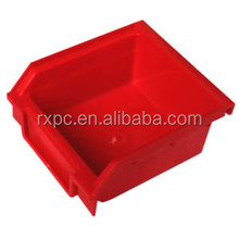 Small plastic tray for storage tools and industry accessories