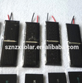 0.5V 250mA Custom Very Small Solar Panel 65x20mm for DIY