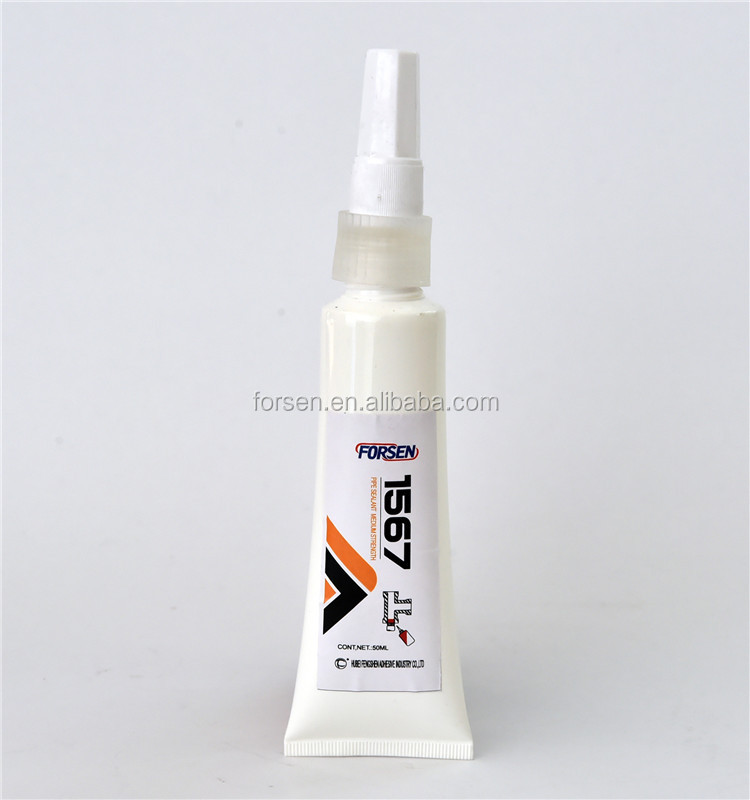 Forsen 567 Anaerobic Adhesives Pipe Thread Sealant 50ml Seal glue