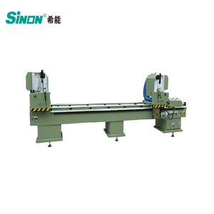Sinon Brand Double Head Automatic PVC Doors And Windows Making Machine