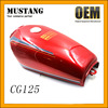 CG 125 Motorcycle Fuel Tank Parts & Fuel Tank Assy
