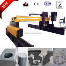 Top quality cnc plasma metal cutter/plasma cutting equipment with CE