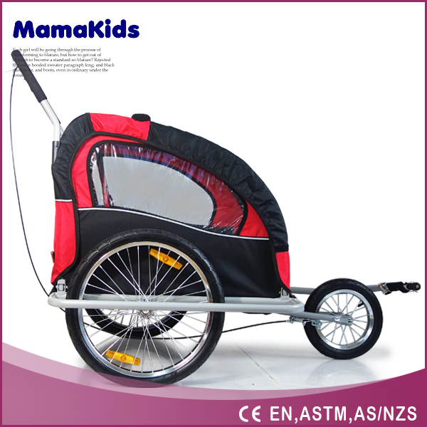 pet/dog bike bicycle trailer baby stroller jogger baby trailer