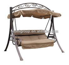 Outdoor Furniture Swing/Courtyard Swing/outdoor swing sets for adults (BF10-M133)