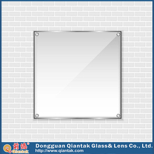 factory supply many colour 3mm mirror acrylic sheet hotel decoration and advertising