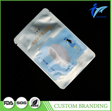 Printing 3 Side Seal Plastik Foil Bag