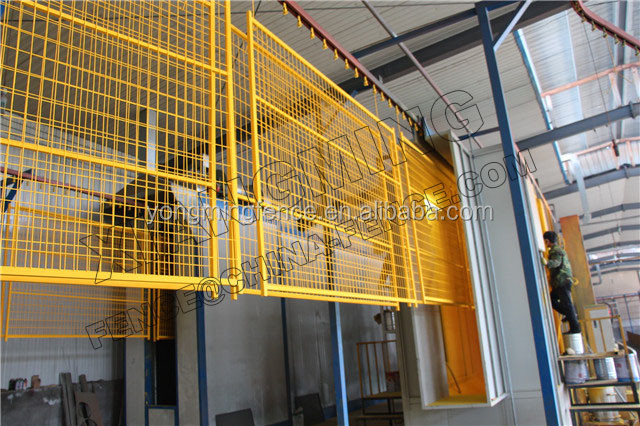 widely used cheap temporary fencing