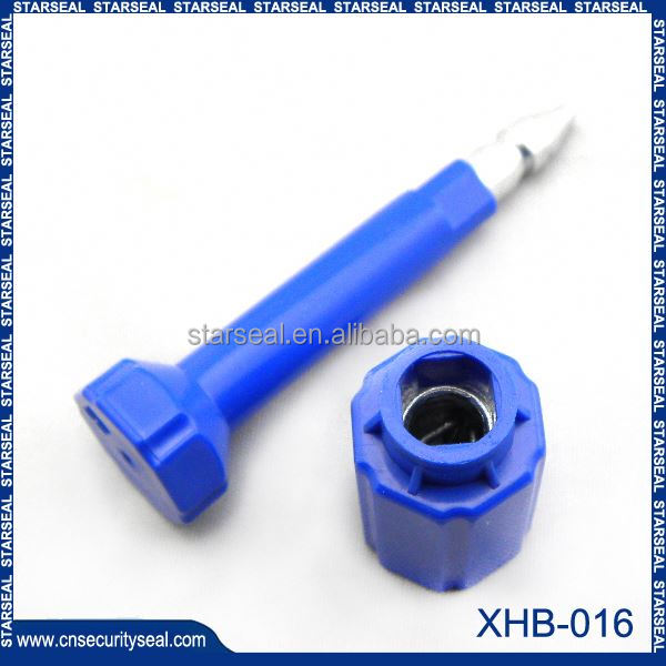 XHB-016 lock container seals bottle seal high protected container seal