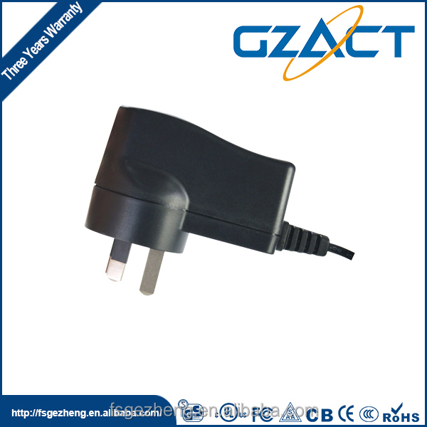 5W 5V AC/DC adapter for led lamp UK plug