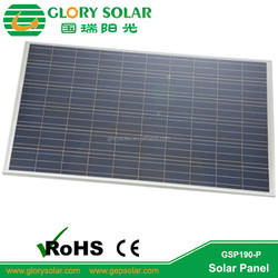 Motorhome Solar Powered Air Conditioner Price Solar Power Solar Panel 300W