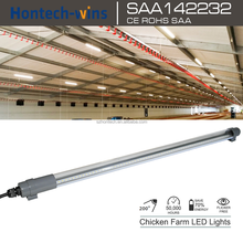 T8 Chicken farm Led Tube Light Waterproof Dimmable Led Lights Feed Formulation for Poultry Tube Lamp