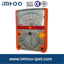 Advanced Analog Multimeter 390 Series safety digital multimeter with capacitance measurement