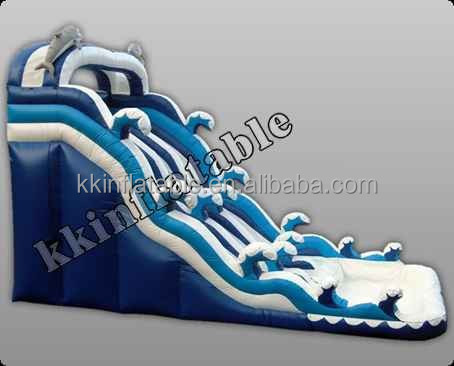 Top Sale Inflatable Pool Kids Water Slide