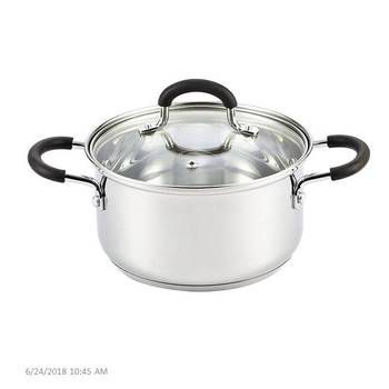 Stainless Steel food cookware container
