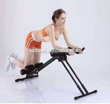 Home use good quality lost weight abdominal trainer power plank