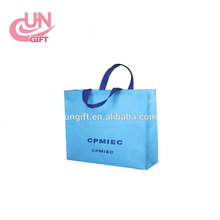 Custom non-woven cloth bags promotional logo printing shopping bags