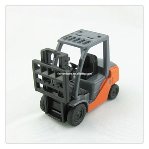 YL4501 OEM high quality diecast forklift model,metal forklift toy,1/45 collectible forklift toy