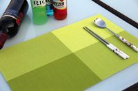 hardboard cork backed placemats Made In China
