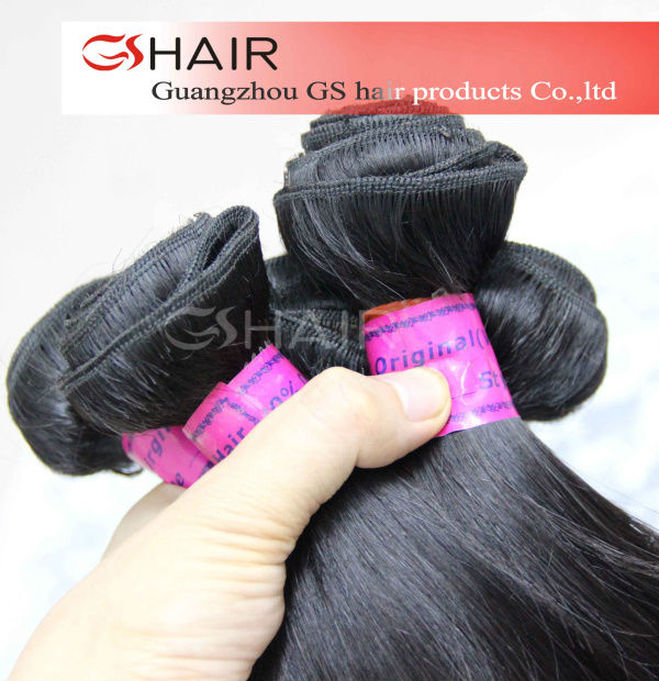Tangle free double weft best selling straight cheap hair growth products
