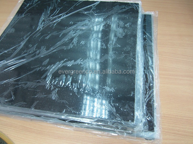 500*500mm Matte Carbon Fiber Sheet
