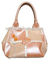 Barb Tailor Bag - Diana - viola cracking