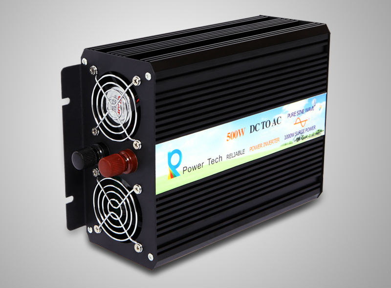 Hot sale 12v/24v/48v/110v DC Pure Sine Wave solar Inverter 500W