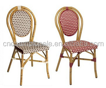 outdoor resin wicker dining chairs AS-6157