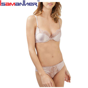 2pcs set fancy new design hot sexi girl wear bra and panty