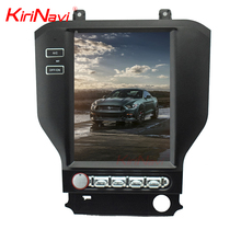 Kirinavi WC-FM1016 android 10.4 inch touch screen car radio for Ford mustang 2015 + navigation Vertical screen BT WIFI