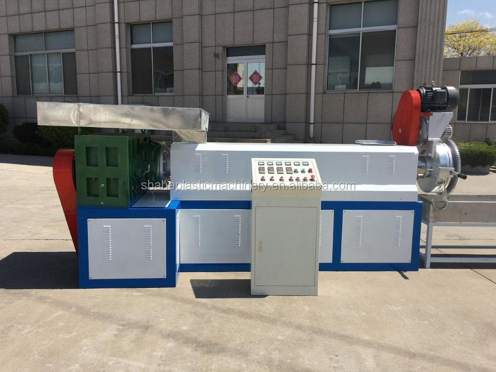 High quality plastic pelletizer plastic recycling machine