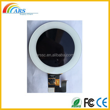 3.3 inch circular lcd screen with touch screen