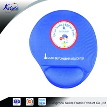 silicone breast wrist support mouse pad for promotional