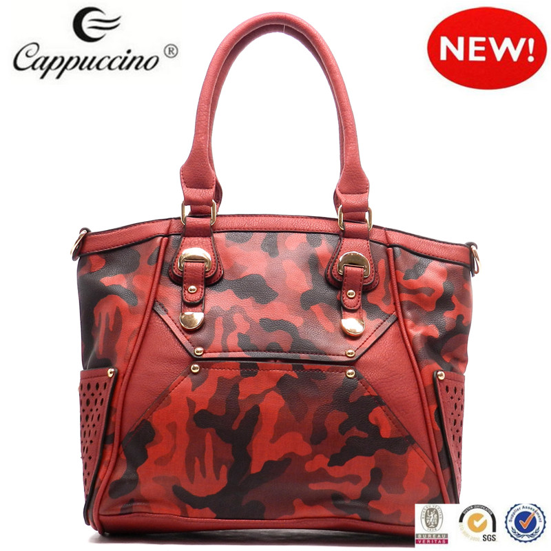 2017 free shipping designer fashion imported wholesale ladies leather handbags made in china
