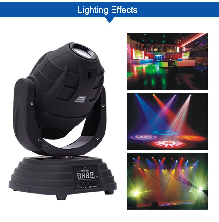 Stage lighting equipment 60W led moving head led beam 60