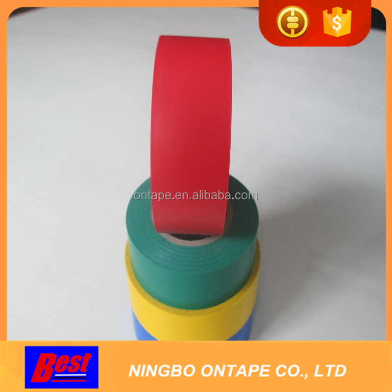 China factory hotsale pvc electrical insulation tape packing tape
