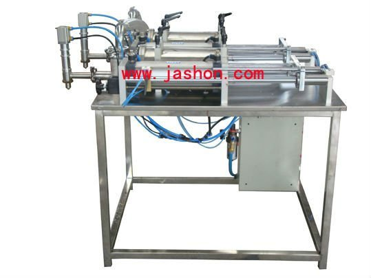 Semi-Automatic Moly Grease Filling Machine