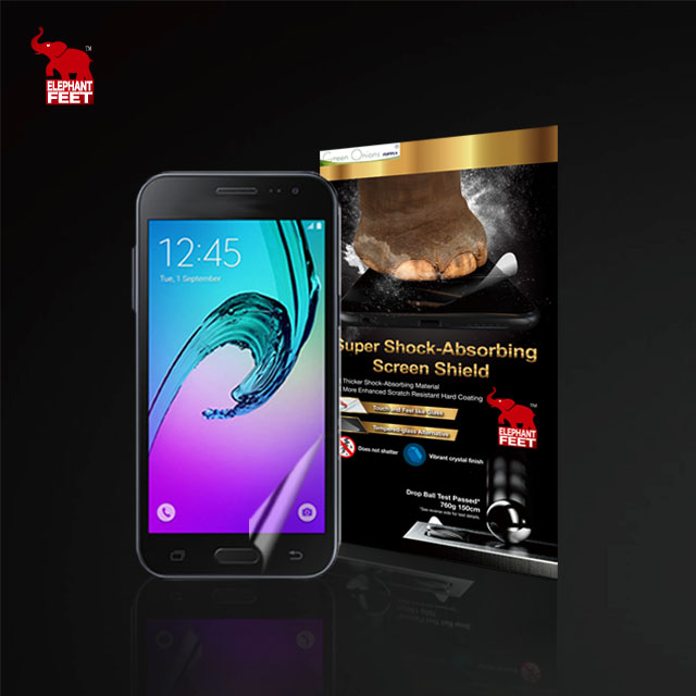 Surface Smooth pressure-resistant matte screen guard PET anti Scratch protective film for Samsung J2 Pro