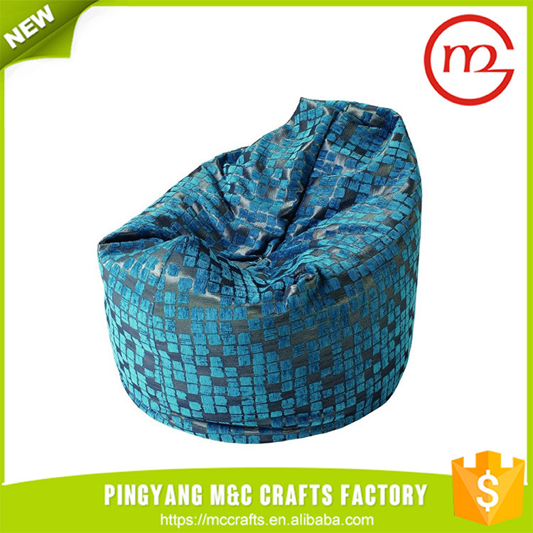 China supplies latest design assured trade portable bean bag sofa chair
