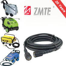 ZMTE High pressure Flexible certificated hydraulic water cleaning hose