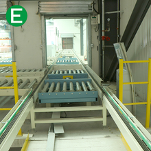 Logistic Equipment Warehouse Storage Automatic Heavy Steel Racking System