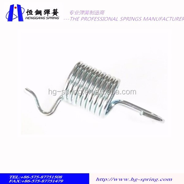 0.2~12mm 304 Stainless Steel INCONEL 750 Large/Small Torsion Springs