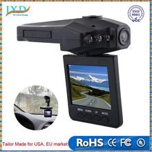Factory 2.5 inch Night Vision H198 Car DVR Dash Camera 1080 Cam