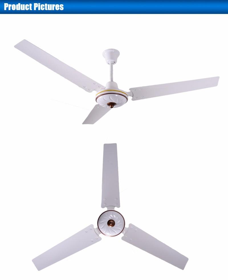 Solar Energy Home Appliances Products Ceiling Fans