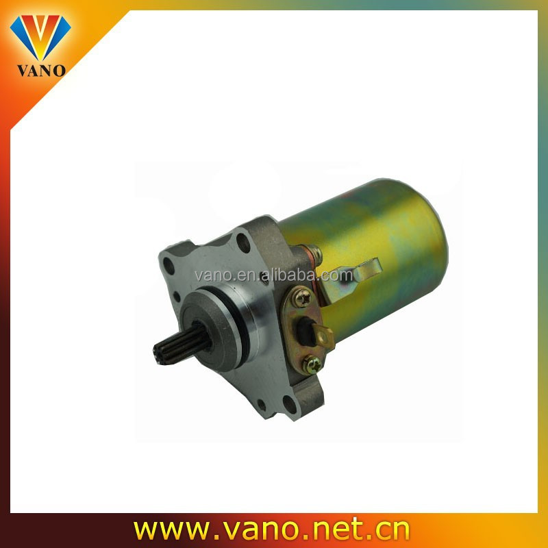 motorcycle starter motor and 12v motor for motorcycle scooter