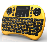 mini bluetooth keyboard,2.4Ghz wireless keyboard for smart tv