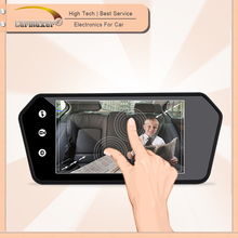 2018 new style 7inch touch screen under car security mirror