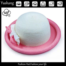 Wholesale new style summer beach child hat